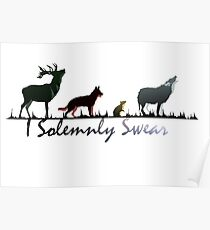 I Solemnly Swear Poster