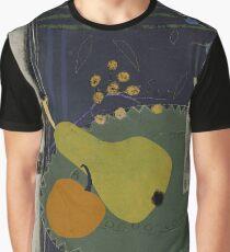 stillife print Graphic T-Shirt