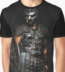 The Gladiator Graphic T-Shirt