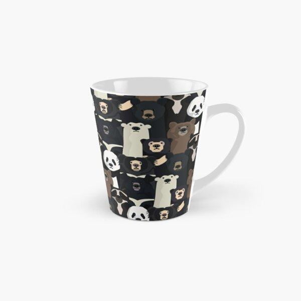 Bears of the world pattern Tall Mug