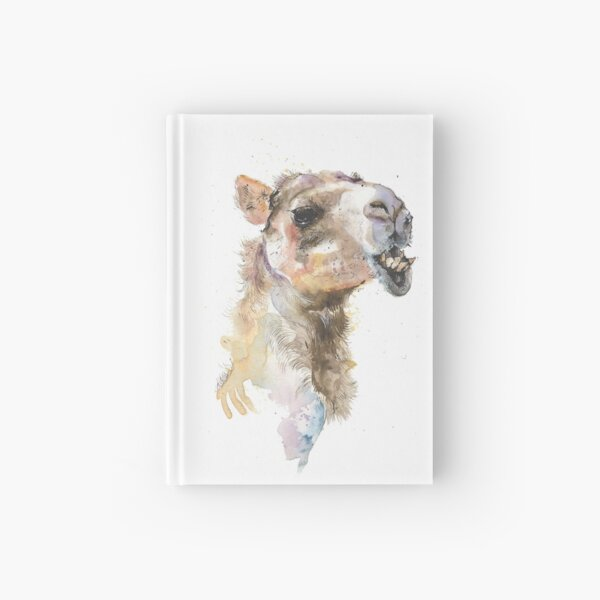 Moody Camel Hardcover Journal