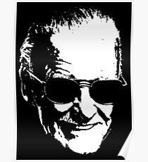 Stan Lee Poster
