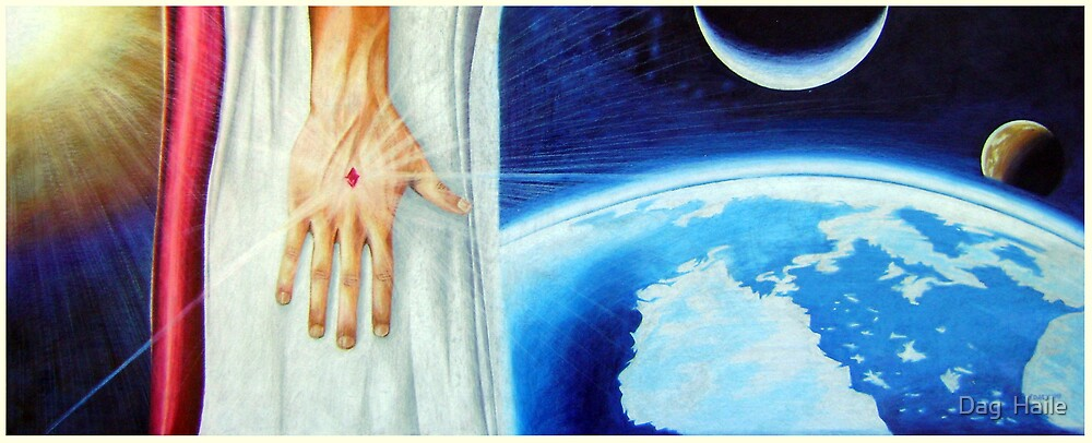 Sovereign Hands by Dag  Haile