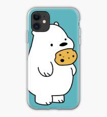 Ice Bear Cookies iPhone Case