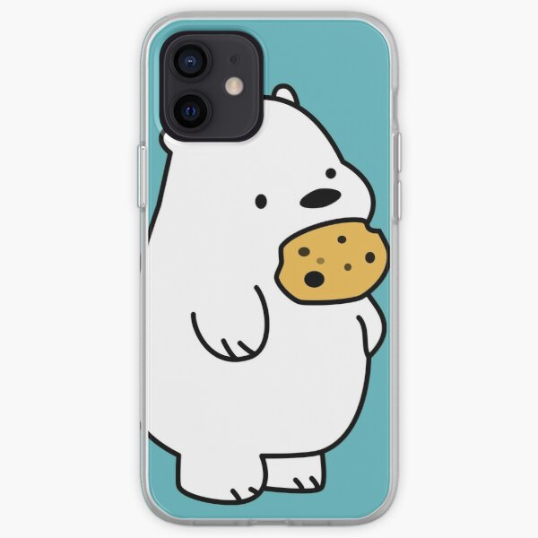 Ice Bear Cookies iPhone Soft Case