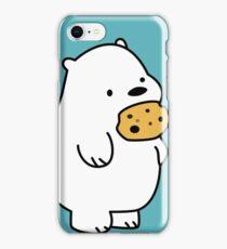 Ice Bear Cookies iPhone Case/Skin