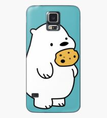 Ice Bear Cookies Case/Skin for Samsung Galaxy