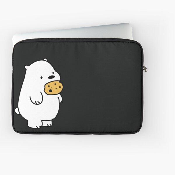 Ice Bear Cookies Laptop Sleeve