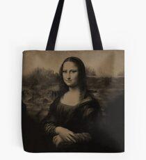 Mona Lisa Rework Tote Bag