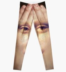 "Leonardo da Vinci ""Mona Lisa effect"" Leggings"