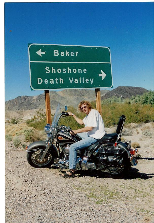 in Death Valley. by alaskaman53