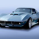 1969 Corvette Stingray I by DaveKoontz