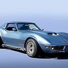 1969 Corvette Stingray III by DaveKoontz