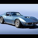 1969 Corvette Stingray IV by DaveKoontz