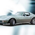 1971 Corvette C3 Stingray Coupe 1 by DaveKoontz