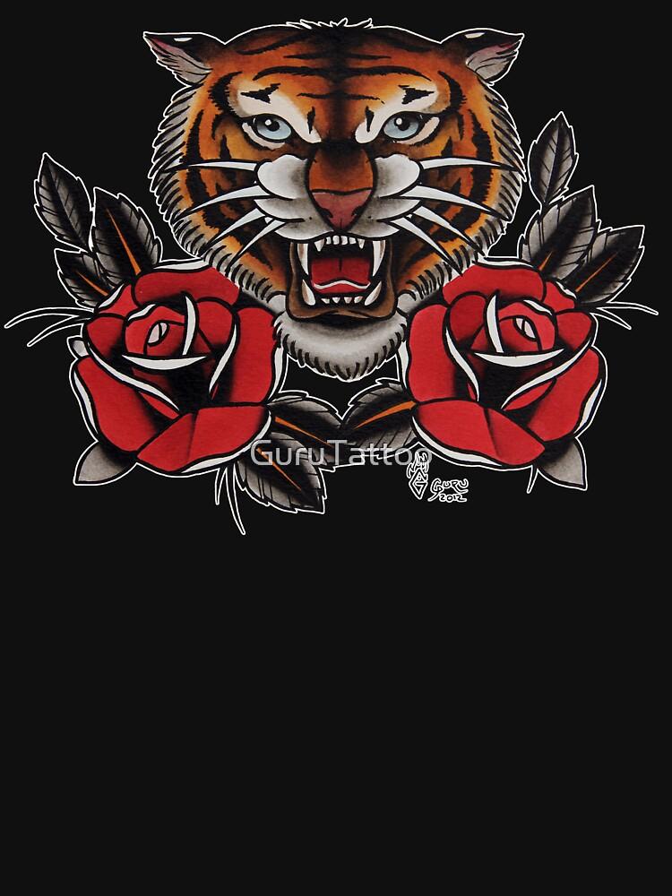 73aabfcbb Tiger - TATTOO