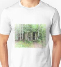 Pillbox In The Woods  T-Shirt