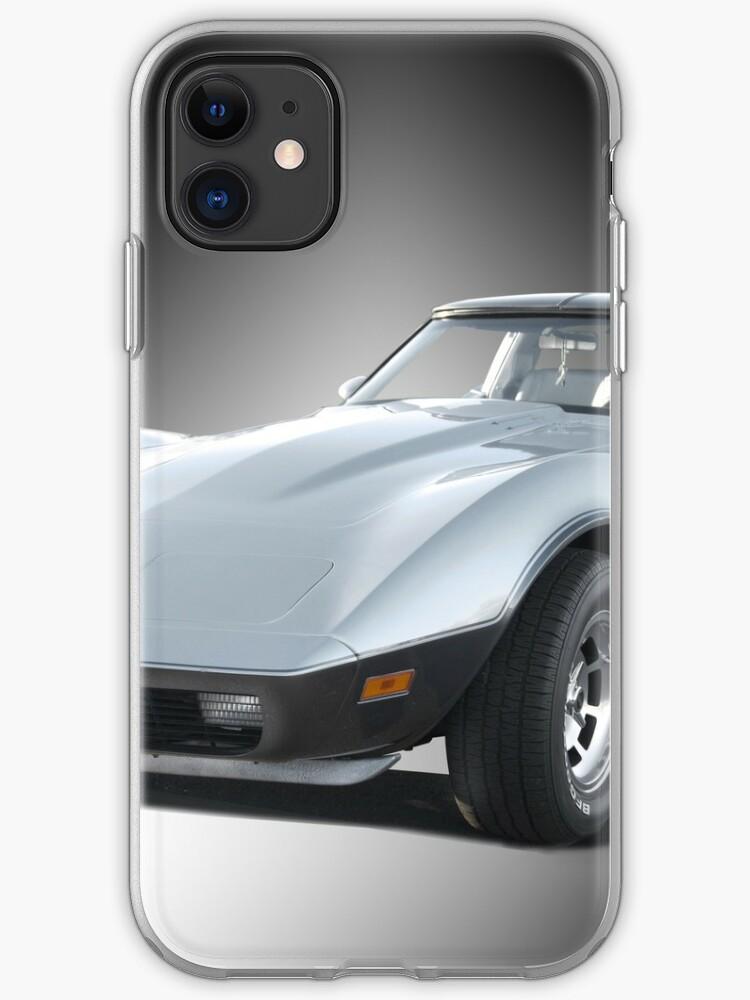 C3 Corvette iphone case