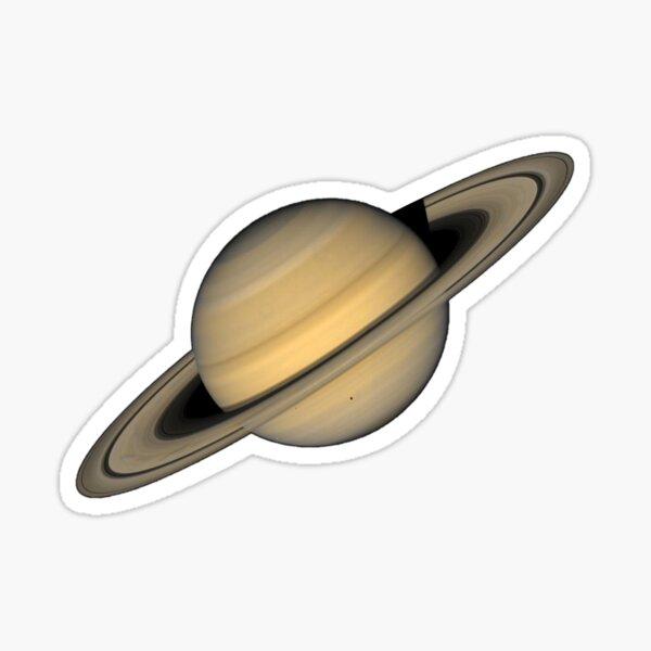 Planet Saturn Sticker