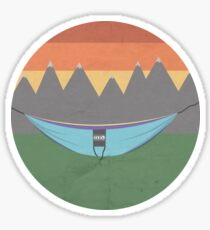 Hammock Everyday Sticker