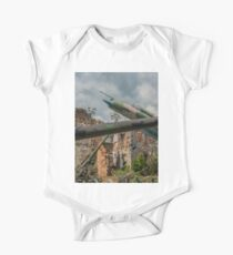 Military Barrage & Jet Aircraft Kids Clothes