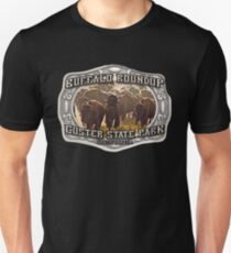 Custer State Park Buffalo Roundup Unisex T-Shirt