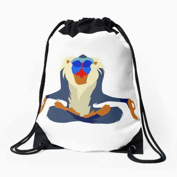 VectoRafiki Drawstring Bag
