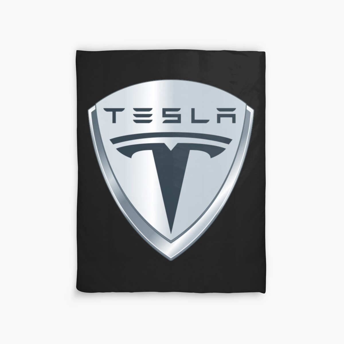 Tesla symbol duvet covers by fageraweda redbubble tesla symbol by fageraweda biocorpaavc