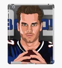 Tom Brady  iPad Case/Skin