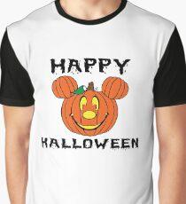 Halloween Pumpkin Head - 1 Graphic T-Shirt