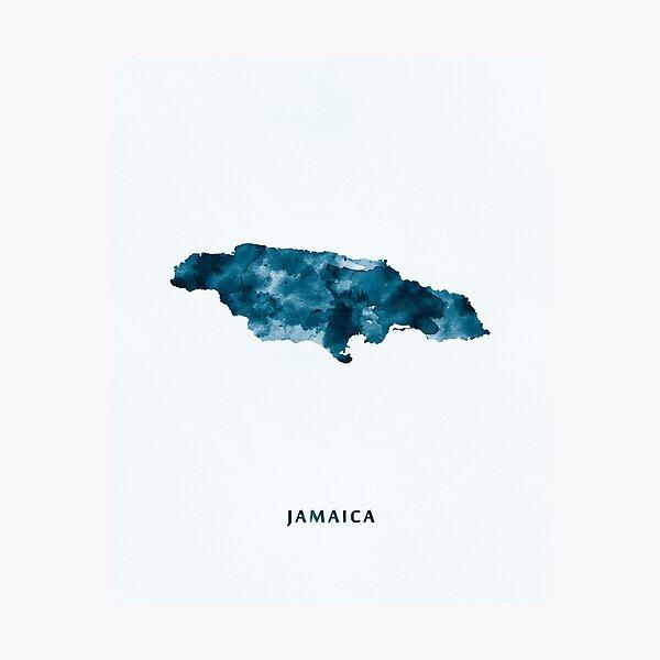 Jamaika Fotodruck