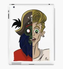 You can't choose your family. Monkey Island iPad Case/Skin
