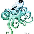 Dapper Octopus by SamNagel