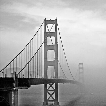 Golden Gate by michaelgrohs