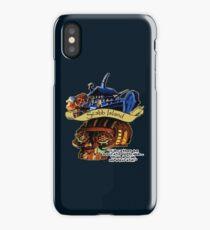 Visit Scabb Island iPhone Case