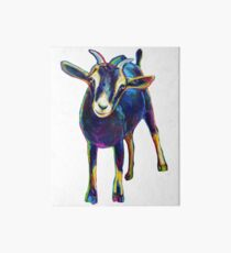 Gertie the Goat, Star of the Show Art Board