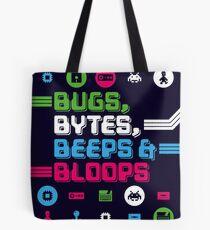 Bugs, Bytes, Beeps & Bloops Tote Bag