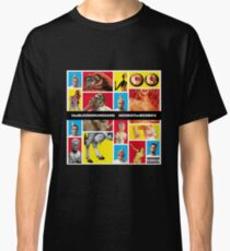 THE BLOODHOUND GANG - HOORAY FOR BOOBIES Classic T-Shirt