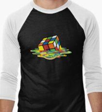 Rubix Cube Men's Baseball ¾ T-Shirt