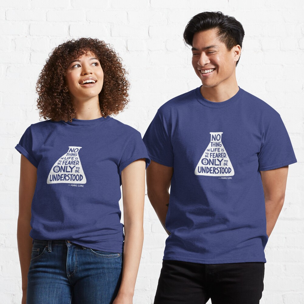 Marie Curie Classic T-Shirt