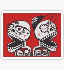 Boombox Kartell Sticker