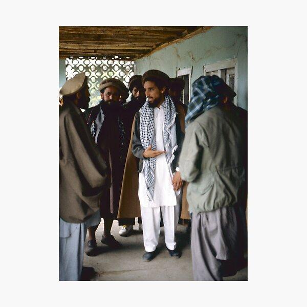 SHARIAH Photographic Print
