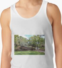 Scenic Pond Tank Top