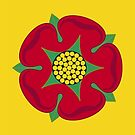Lancashire Flag Phone Cases II by mpodger