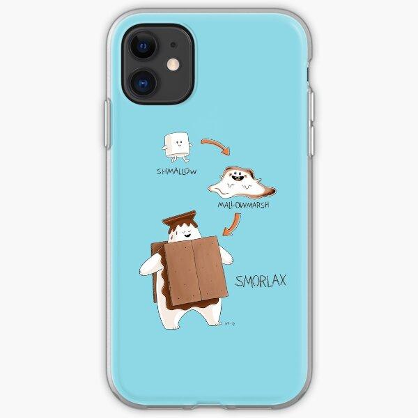 Smorlax iPhone Soft Case