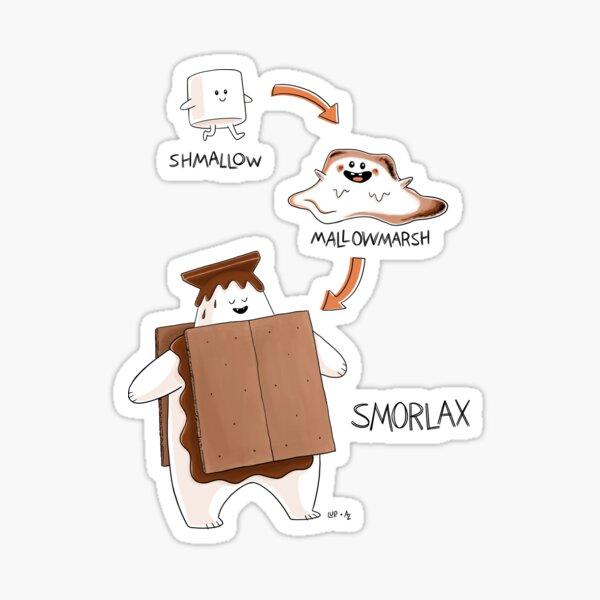 Smorlax Sticker