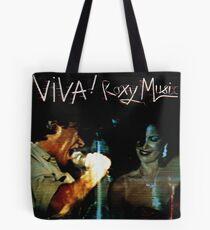 Roxy Music - Viva Roxy Tote Bag