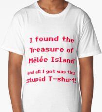 The Treasure of Melee Island Long T-Shirt