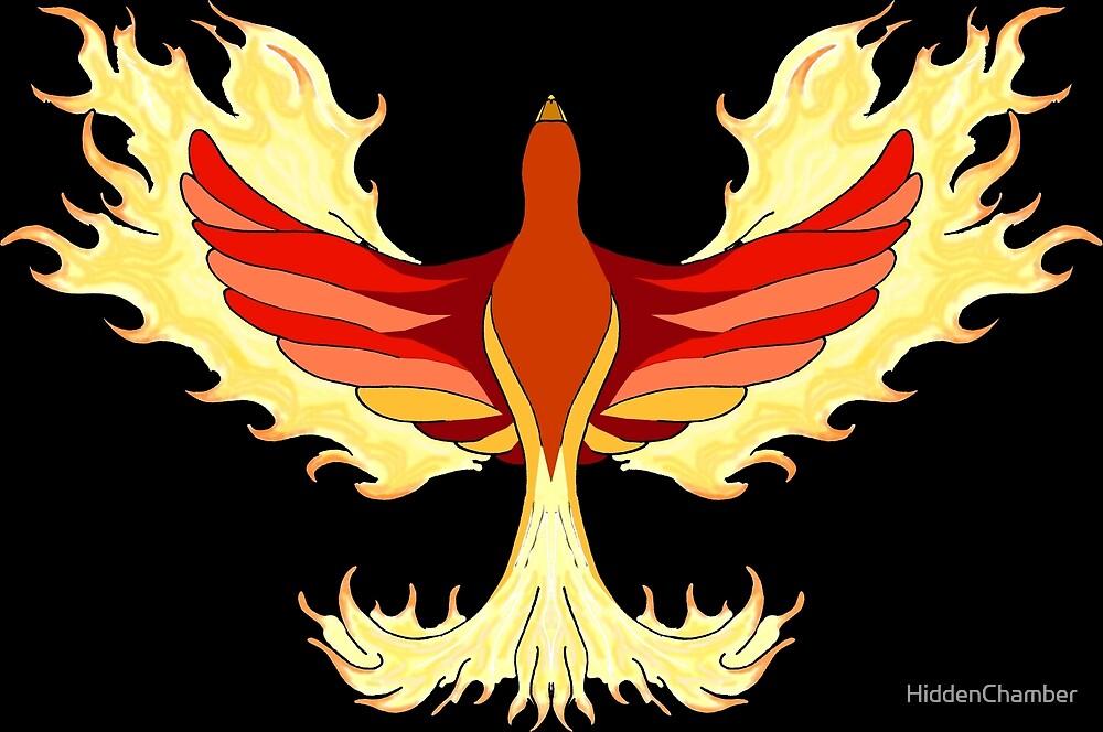 Phoenix 1 by HiddenChamber