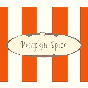 Pumpkin Spice Antique by Zampadoro